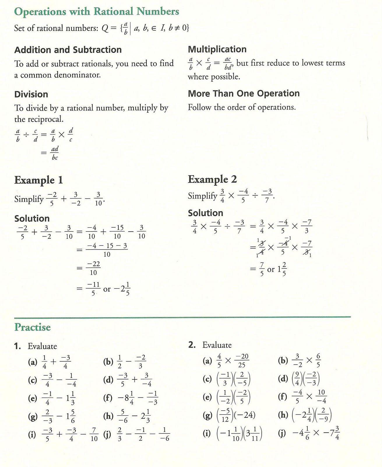 Multiplication Worksheets 10th Grade Download Them Or