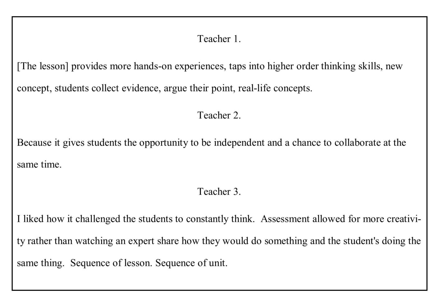 Physical Sciences Innovations In Science Teacher Education