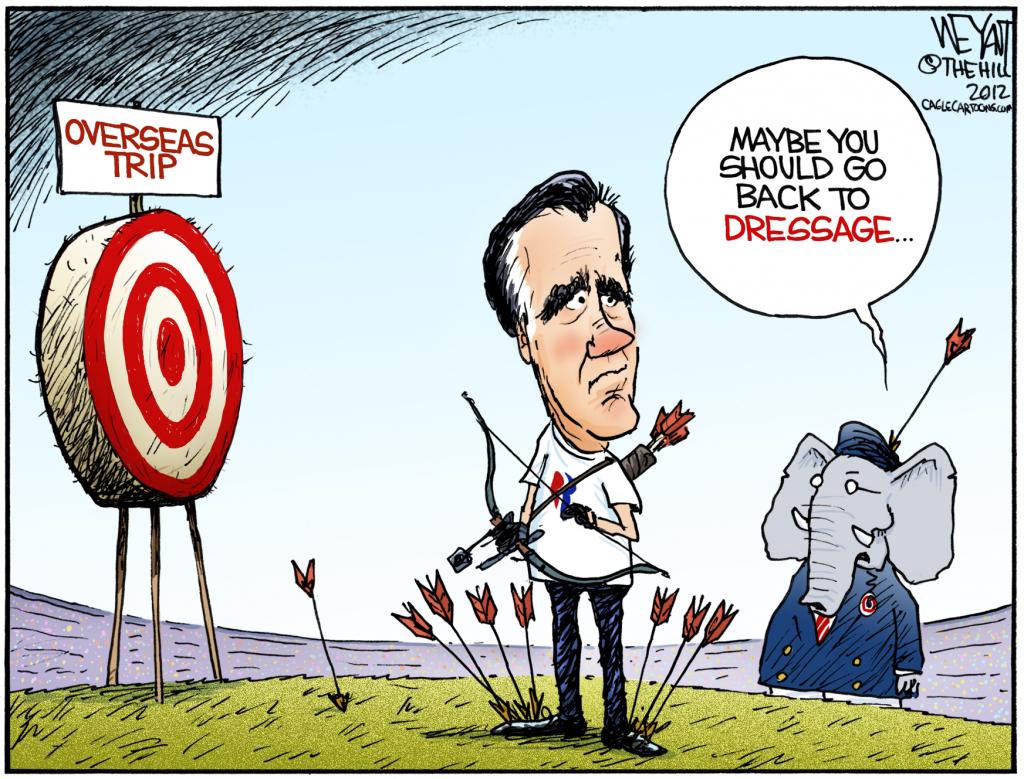 Political Cartoons In The Efl And American Stu S