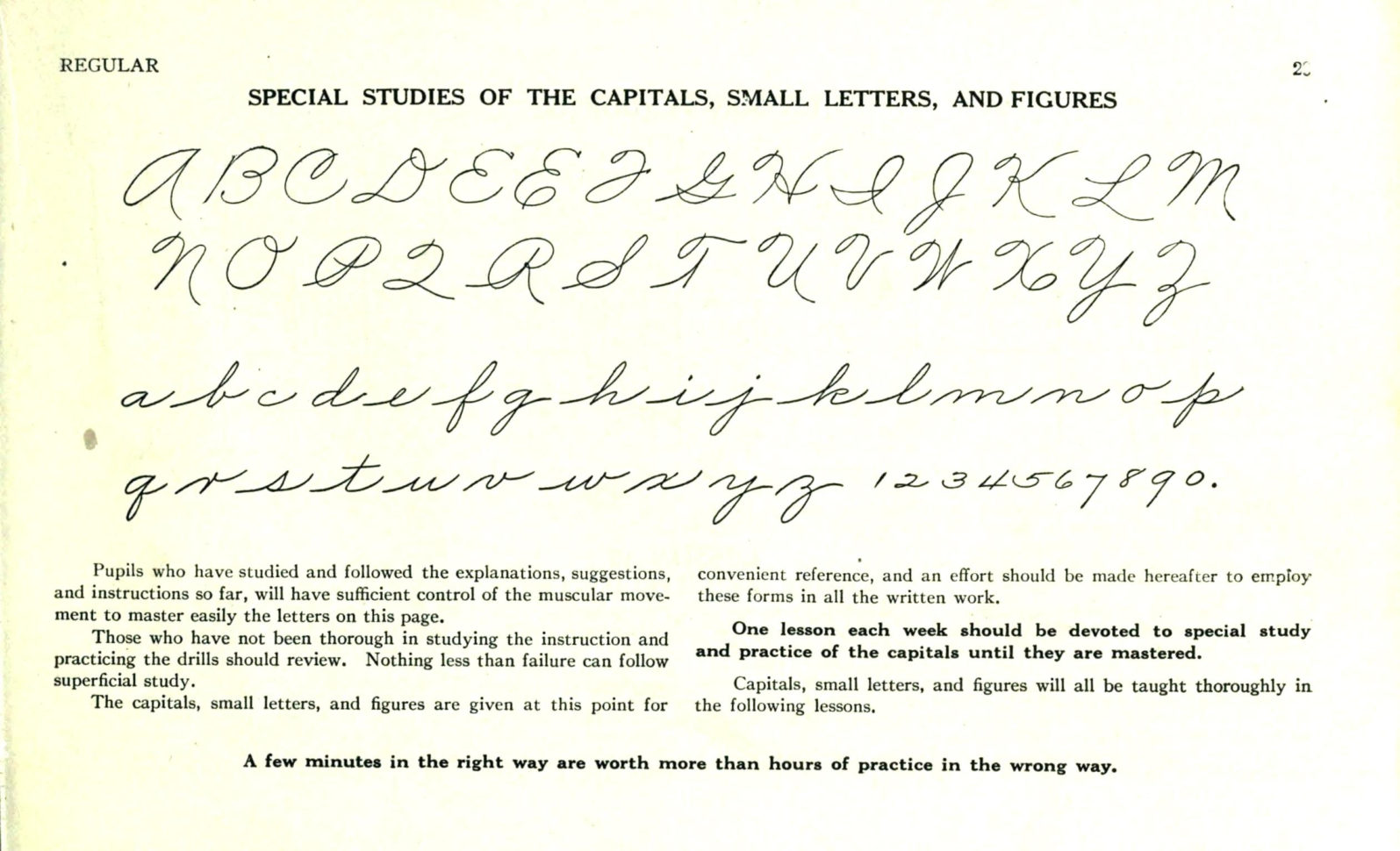 Practice Cursive Handwriting For Adults