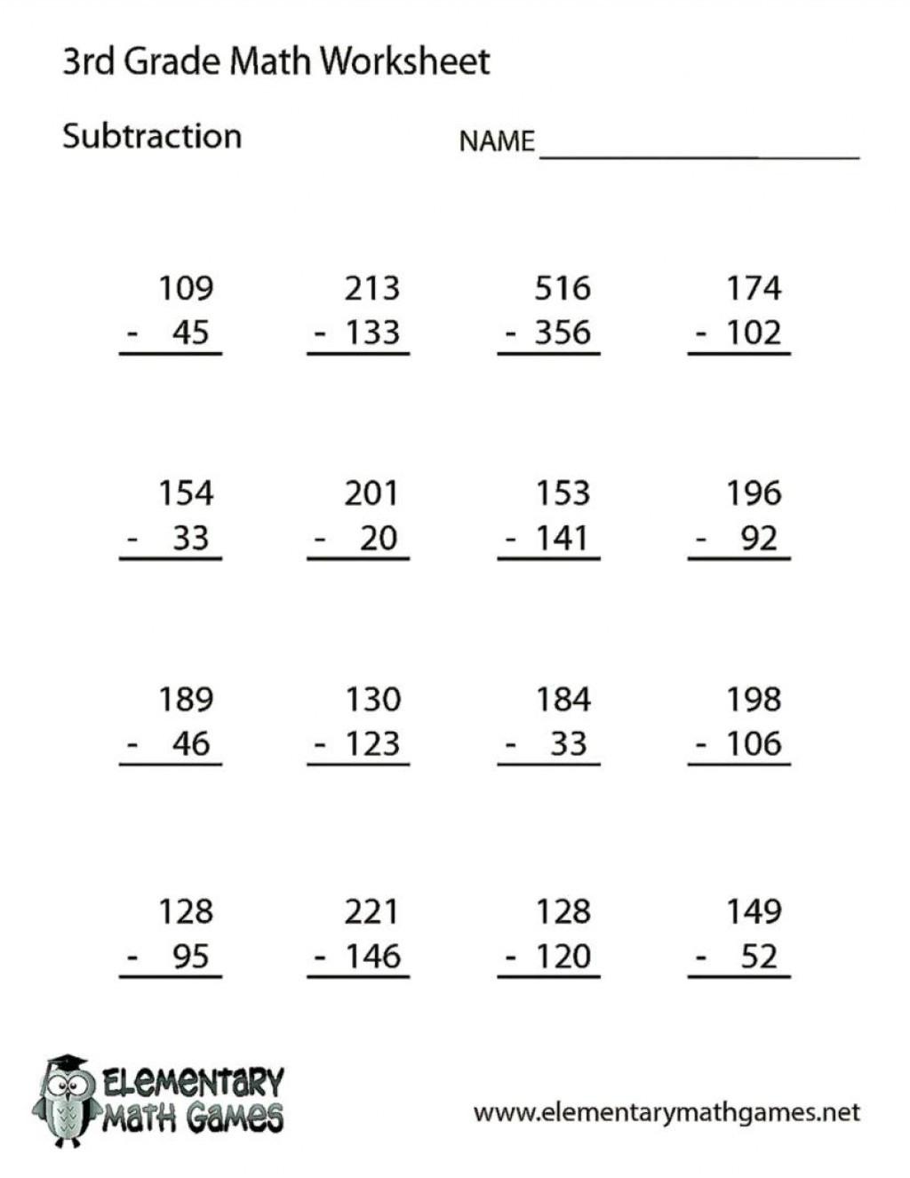 Rare Math Word Problems Printable 3rd Grade Halloween