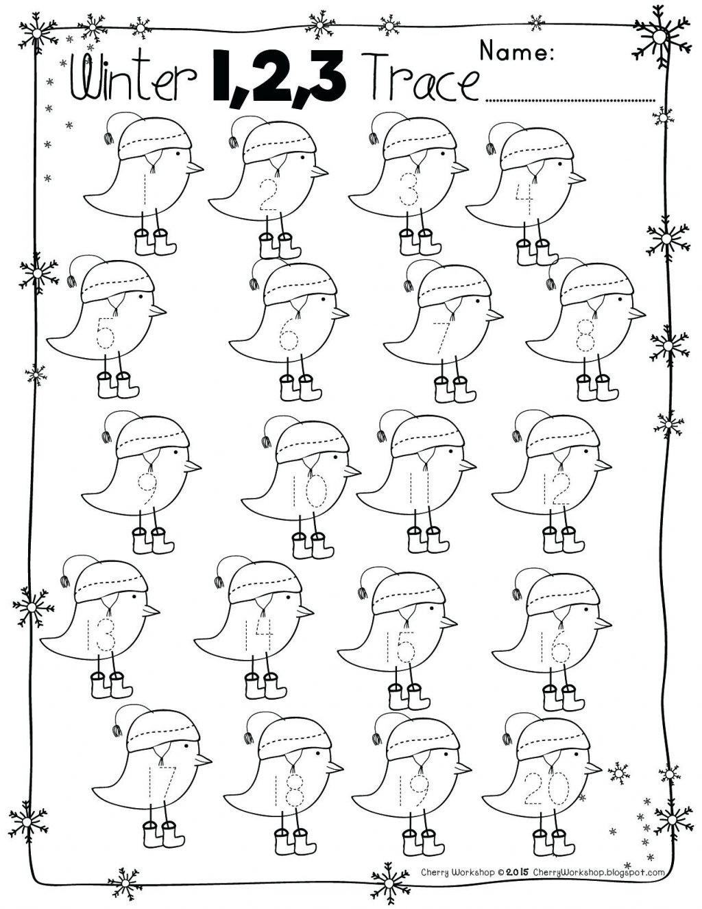 Sensational Winter Math Worksheets 2nd Grade Second Themed