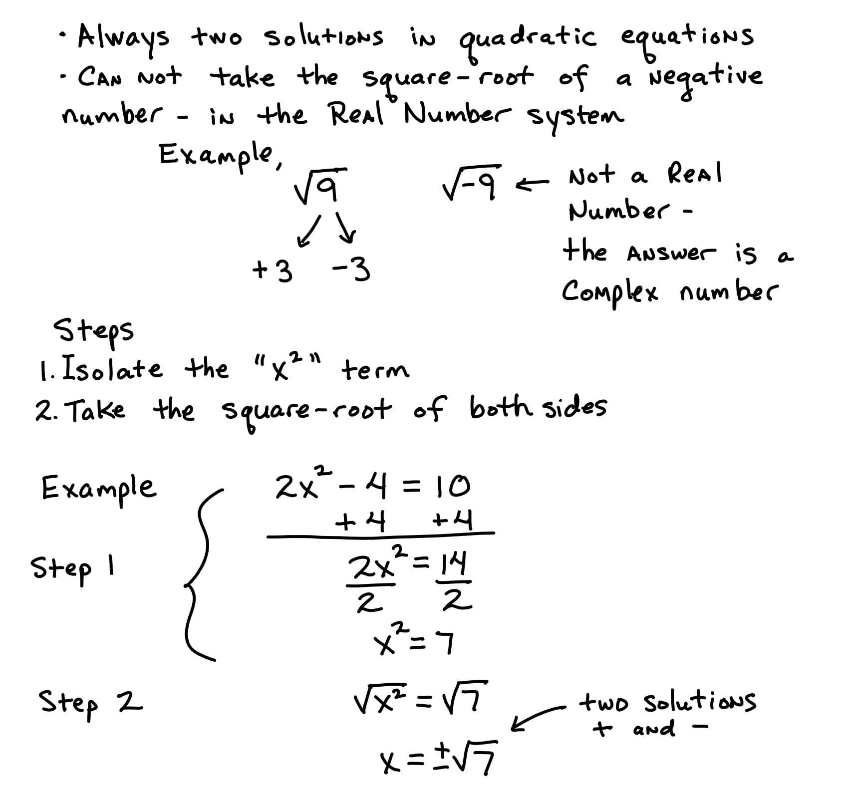 Solving Square Root Equations Worksheet Algebra 2