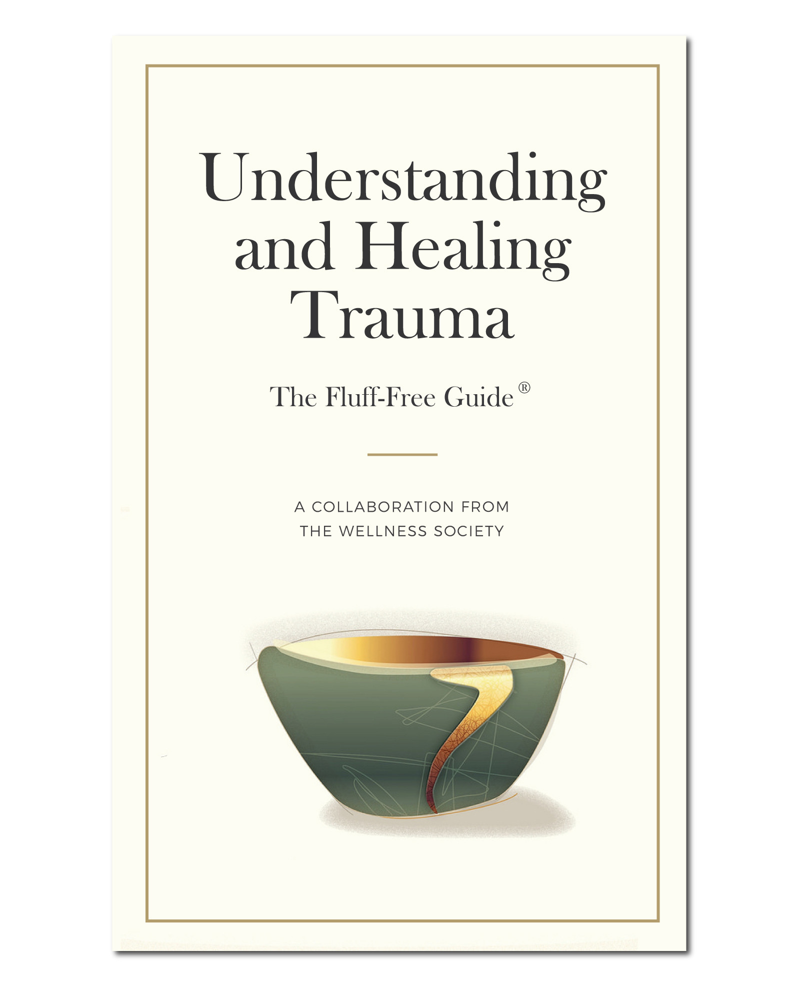 Healing Trauma Worksheets
