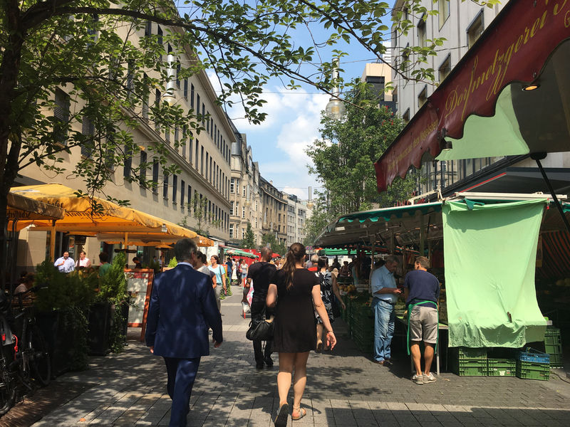 Image result for schillermarkt frankfurt