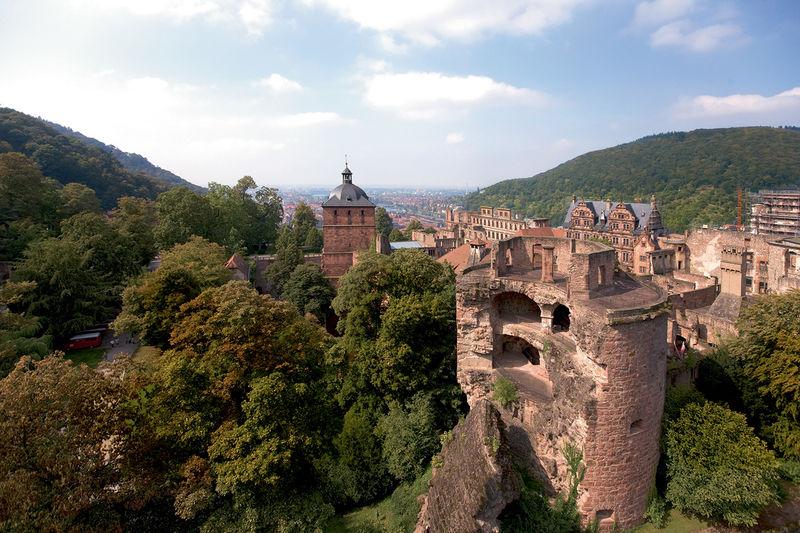 Billedresultat for Schloss Heidelberg