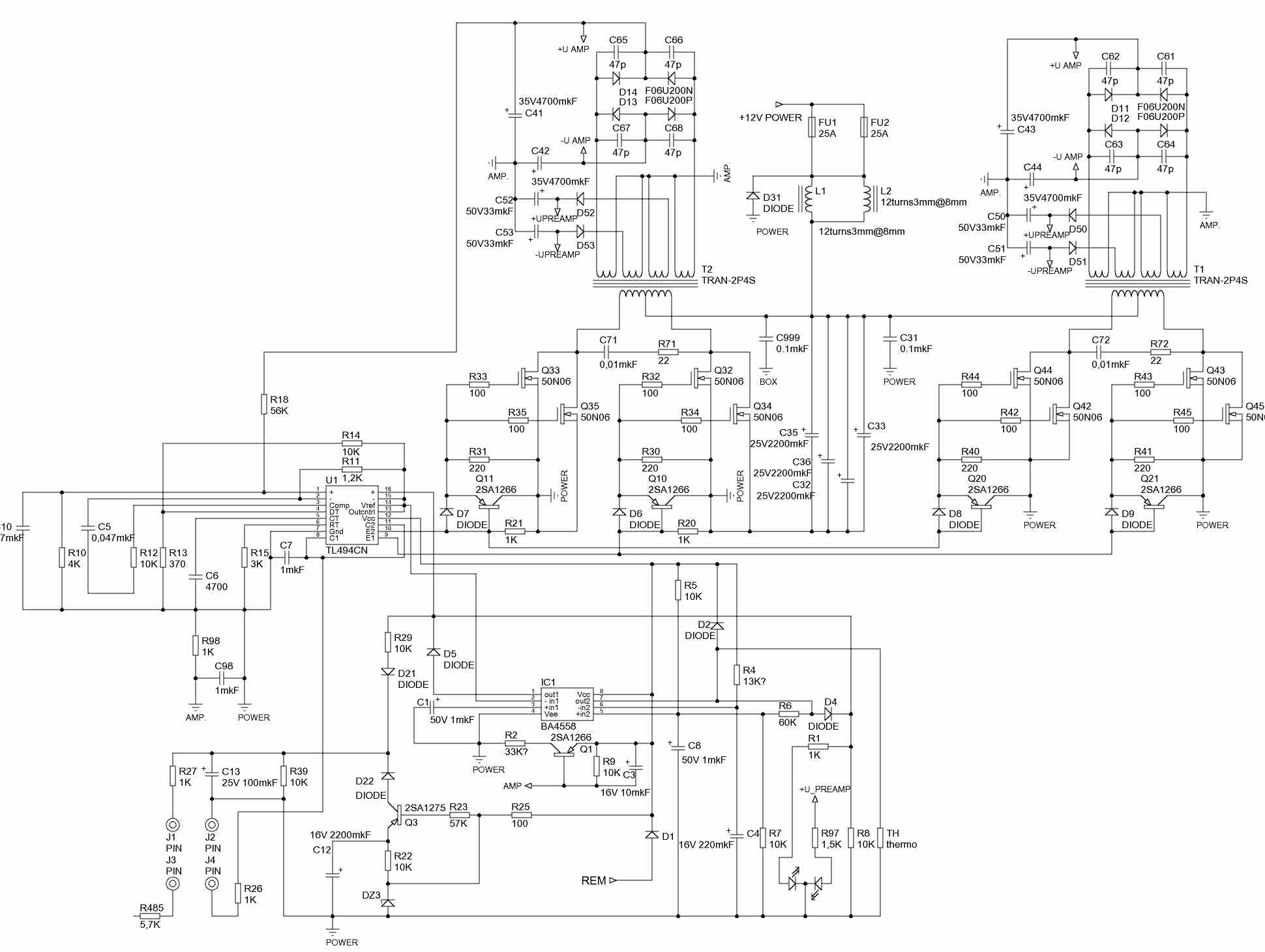 top suggestions mtx amp 76000141 wiring diagram :