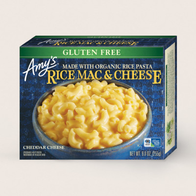 amy s kitchen amy s rice mac and cheese