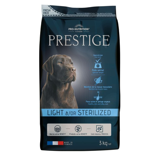Prestige Light 3kg