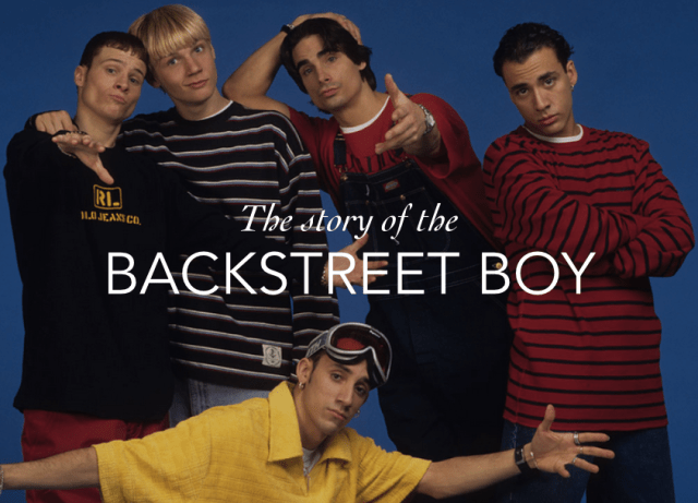 backstreet boy dbag dating