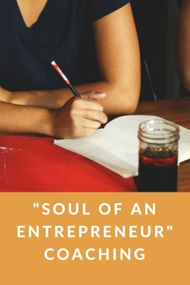 soul of an entrerpreneur coaching