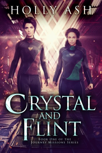 Crystal and Flint Book Cover