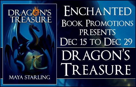 Dragon's Treasure by Maya Starling
