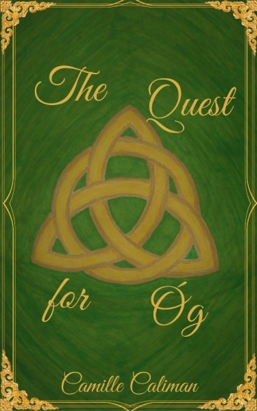 quest for og book cover