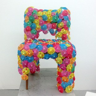 Chair, they seem to become weirder as they fill up, taking on a soft (maybe) uncanny air