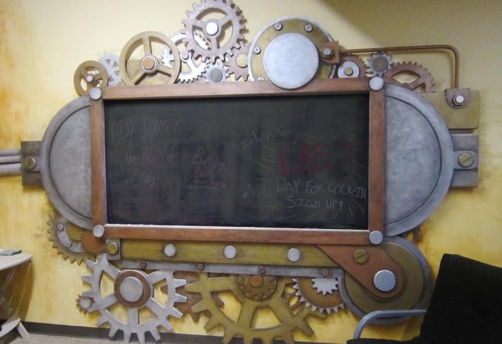 Steampunk Board