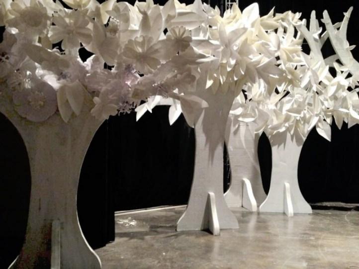 Paper Trees