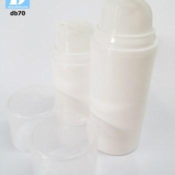 ขวดปั้มเจล,เซ่รั่ม,ครีม db70-15-30ml white