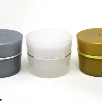 กระปุกพลาสติก 5 กรัม ฐานแคบ k0007-5g รุ่นอีฟ