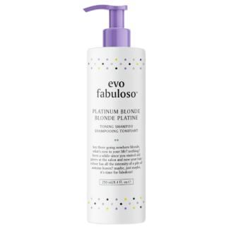 evo platinum blonde tonujący szampon