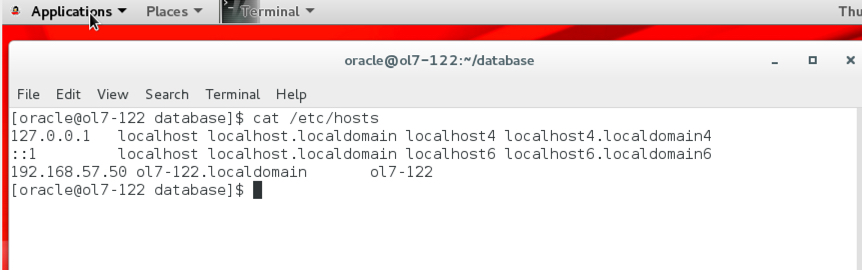 Installing Oracle Database 12cR2 on Linux 7 3 - dbaonTap