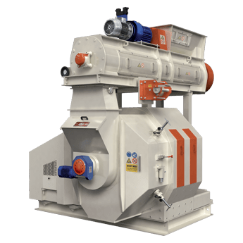 lameccanica pellet mill for wood and biomass