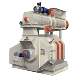 Wood and biomass Pellet Mill