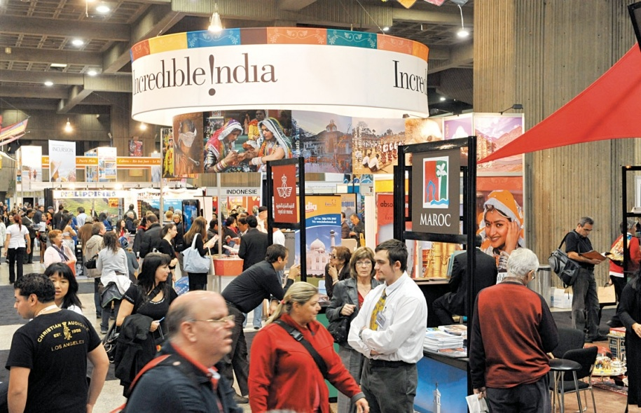 Salon International Tourisme Voyages de Montreal