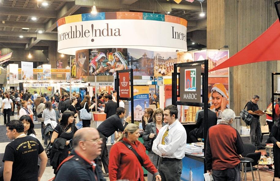 Salon International Tourisme Voyages de Montreal