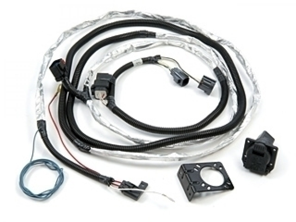 Genuine Mopar Jeep Trailer Tow Wiring Harness