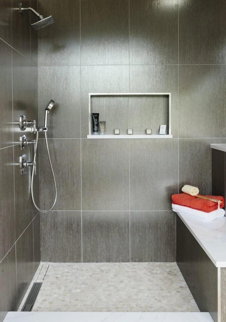 choosing the right shower tile