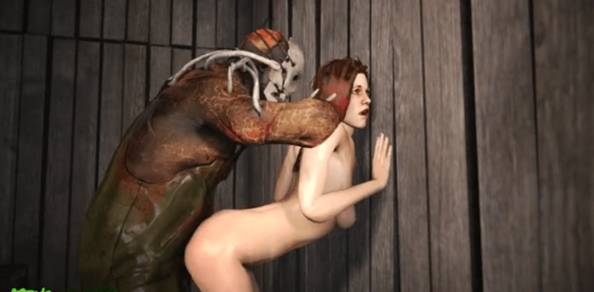 Trapper Finds Meg Thomas and fucks her