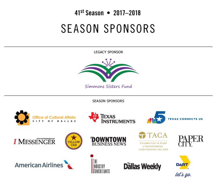 season sponsors