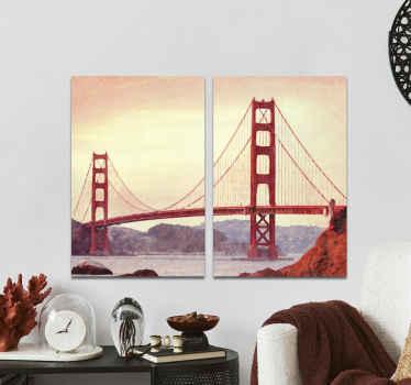 impressing art canvas prints tenstickers