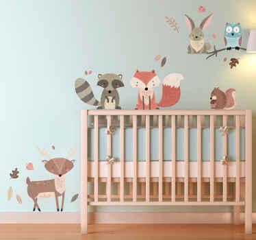 Adesivi murali frasi famiglia amore wall stickers decorazione parete muri a0856. Adesivi Murali Bambini Decorazioni Per I Bimbi Tenstickers