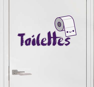 stickers pour portes decoration de