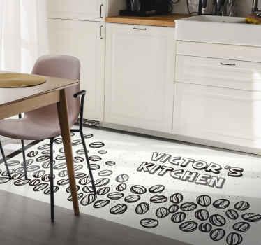 tapis vinyle cuisine pour votre espace
