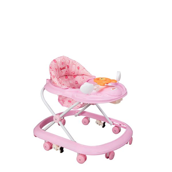 Dbebe Andadera Picola rosa