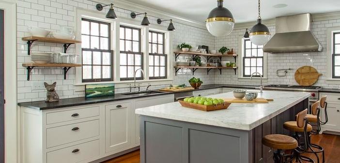 Mutfağınızı Yeni Gibi Hissettirecek 9 Küçük Boyama Projeleri