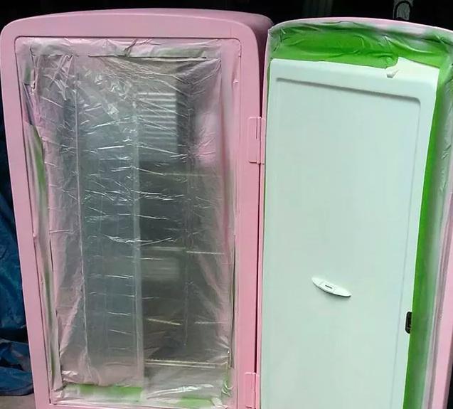 Buzdolabınızı Boyayabilirsiniz