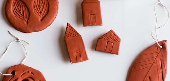 DIY Terracotta Uçucu Yağlar İle Oda Parfümü