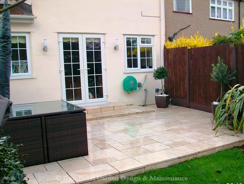 Don Bebel Garden Design & Maintenance on Back Garden Patio Ideas id=63940
