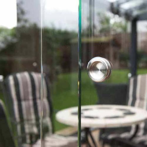 Glasschuifwand-systeem-detail