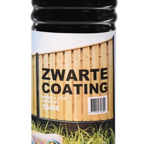 32486-basic-Fles zwarte coating