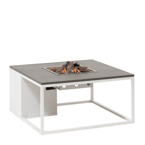 5957880 - Cosiloft 100 lounge table white-grey - side