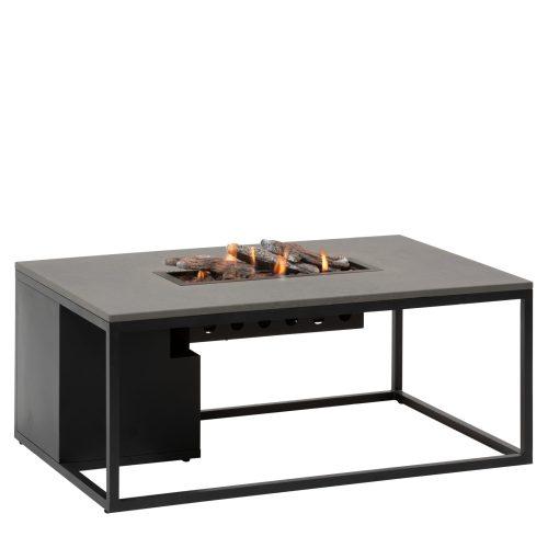5958770 - Cosiloft 120 lounge table black-grey - side