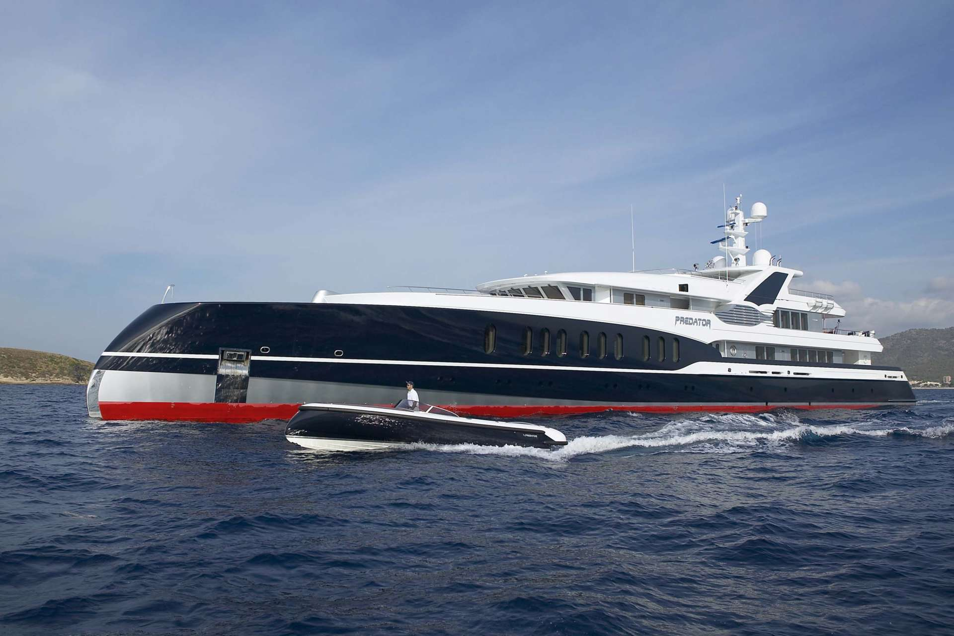 Predator Feadship Royal Dutch Shipyards
