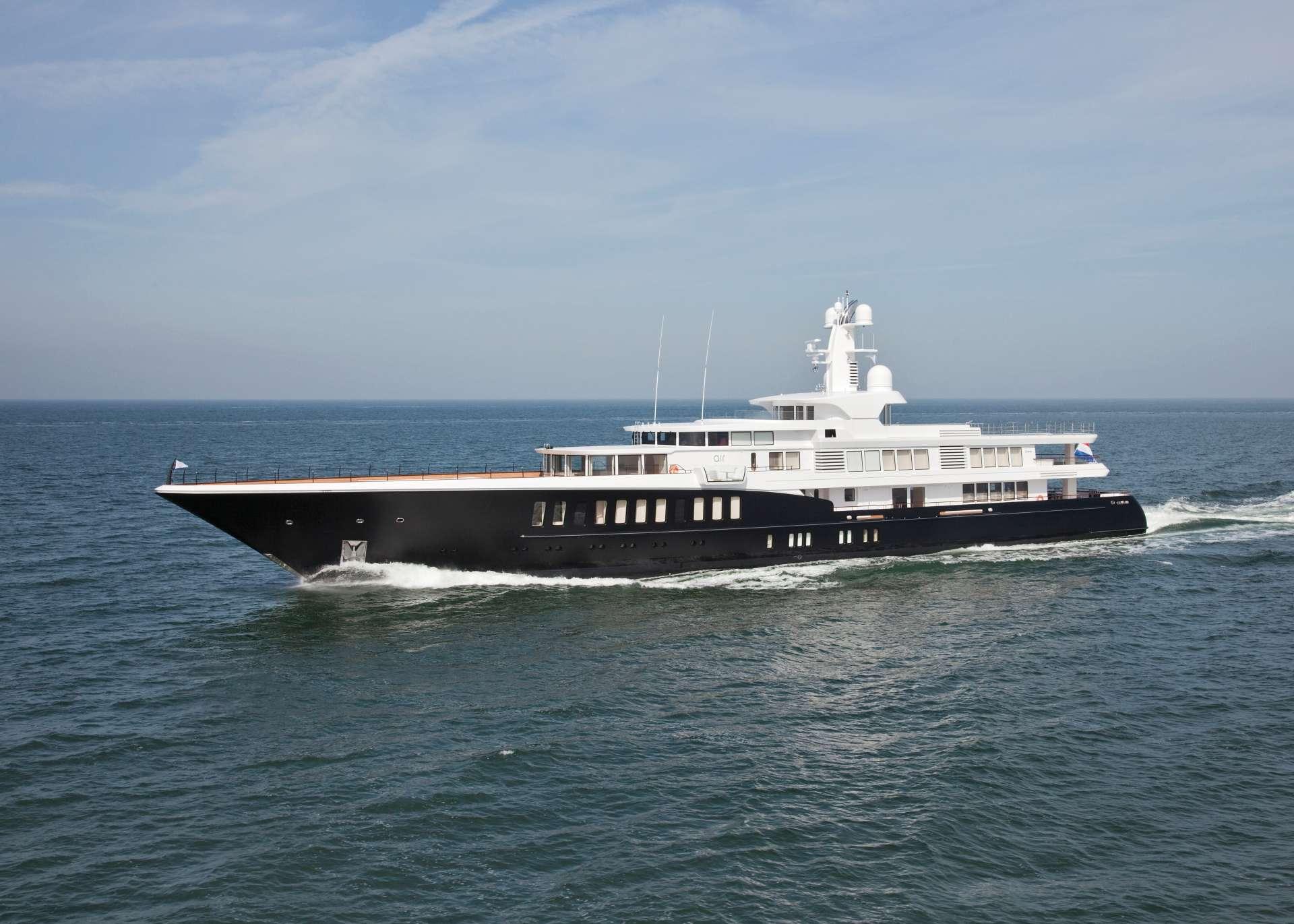 Air Feadship Royal Dutch Shipyards