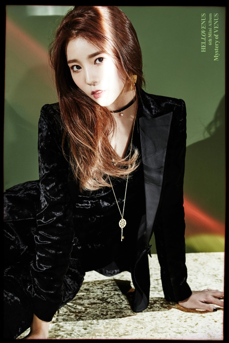 Seoyoung Hello Venus