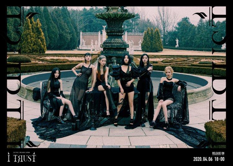 G)I-DLE I Trust Teaser Photos (HD/HQ) - K-Pop Database / dbkpop.com